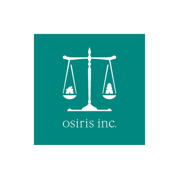 ロゴマーク(C.I)制作 - 株式会社OSIRIS